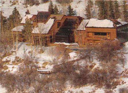 John's_home on Colorado Mountain Mansions
